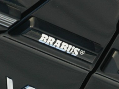 Brabus Logo for Side of the Car for the Mercedes Benz G-Class W463-0