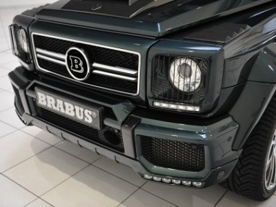 Brabus Front Spoiler Multi-Functioning for the Mercedes Benz G-Class G63/G65-0