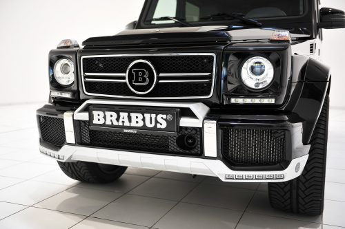 Brabus Front Skirt Add-On for AMG for the Mercedes Benz G-Class W463-0
