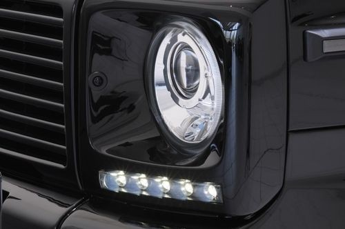 BRABUS Daytime Running Lights Insert with LED Light-0
