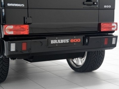 Brabus Rear Bumper for the Mercedes Benz G-Class W463-0