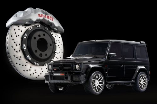 BRABUS High-Performance Brake System Version V for G63/G65-0