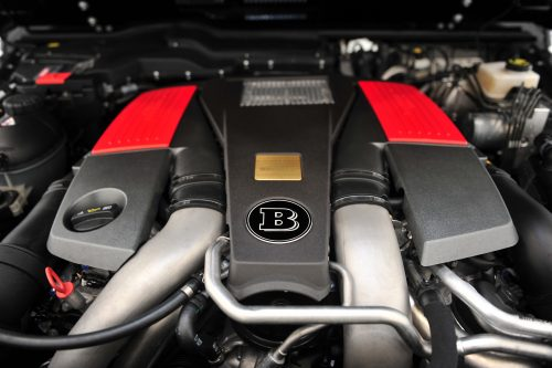 Brabus B63-620 Power Xtra for G63 for the Mercedes Benz G-Class W463-0