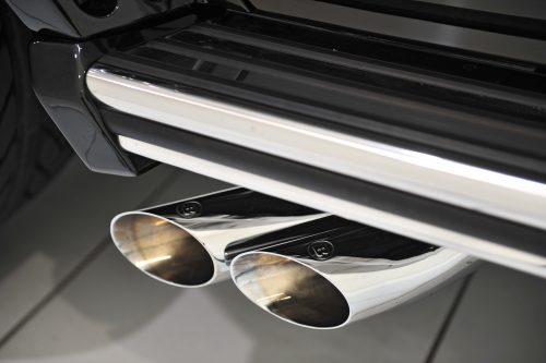 Brabus Sports Exhaust System (Stainless Steel) for the Mercedes Benz G-Class G320, G400 CDI, and G500-0