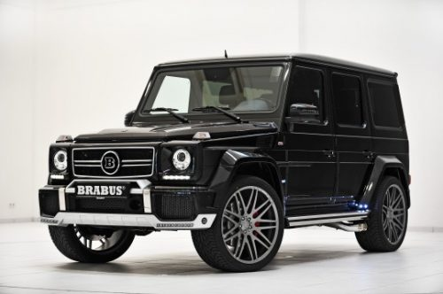 BRABUS WIDESTAR conversion kit for G500-0