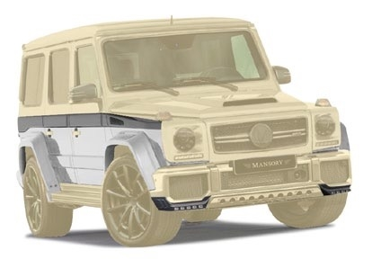 Mansory Wide Body Kit for G63/65 -0