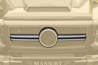 MANSORY Grill Mask Cover II-0