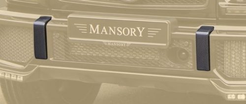 MANSORY Front Bumper Bar Cover-0
