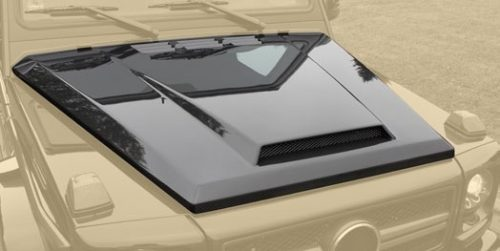 MANSORY Engine bonnet II with air intake for AMG-0
