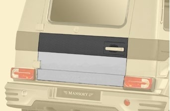 MANSORY 5th Door Panel for MANSORY G-WIDE BODY-0
