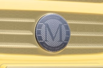 MANSORY Front Grille Logo -0