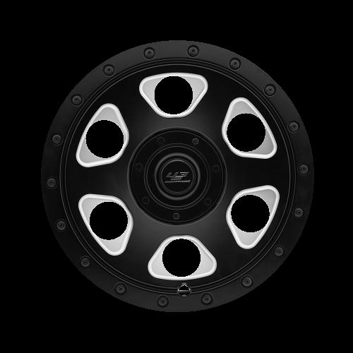 "463 Industries GC02 Black Machine Finish - 22"" for G-Wagon-0"
