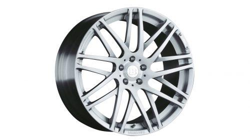 "23"" BRABUS Monoblock F ""Platinum Edition"" Cross Spoke Design - Forged - ""Titan Gunmetal"" -0"