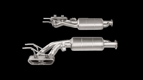 AKRAPOVIC MERCEDES-AMG G 500 (W463) -0